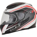 Red FX-105 Thunderchief Helmet - 0101-9735