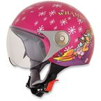 FX-33 Rocket Girl Youth Scooter Helmet - 0107-0008