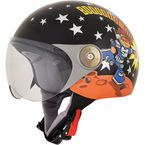 FX-33 Rocket Boy Youth Scooter Helmet - 0107-0012