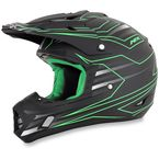 Green FX-17 Mainline Helmet - 0110-5015