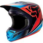 Red V4 Race Helmet - 11602-003-L