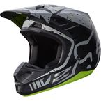 Gray/Yellow V2 Nirv Helmet - 17371-086-S