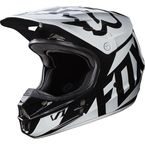 Black V1 Race Helmet - 17343-001-XL