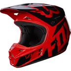 Red V1 Race Helmet - 17343-003-L