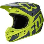 Yellow V1 Race Helmet - 17343-005-L