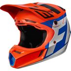Youth Orange V3 Creo Helmet - 17405-009-L