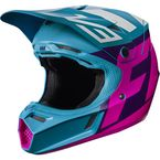 Youth Teal V3 Creo Helmet - 17405-176-L