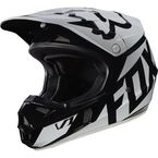 Youth Black V1 Race Helmet - 17396-001-M
