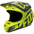 Youth Yellow V1 Race Helmet - 17396-005-L