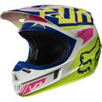 Youth Navy/White V1 Falcon Helmet - 17399-045-L