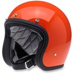 Orange Hazard Bonanza Helmet - BHHAZGLORGMED