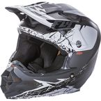 Matte White/Black F2 Carbon MIPS Retrospec Helmet - 73-4221S
