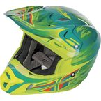 Youth Short Replica Kinetic Pro Helmet - 73-3314YS