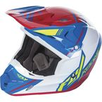 Youth Canard Replica Kinetic Pro Helmet - 73-3315YS