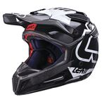 Black/White GPX 5.5 Composite V15 Helmet - 1017110453