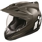 Black Variant Double Stack Helmet  - 0101-9991