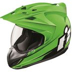Green Variant Double Stack Helmet - 0101-10005