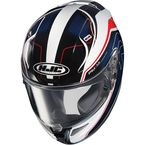 Blue/White/Red RPHA-11 Pro Darter MC-21 Helmet - 1656-214