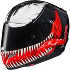 Black/Red/White RPHA-11 Pro Venom Helmet - 1658-912