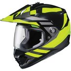 Neon Green/Black DS-X1 Lander MC-3H Helmet - 512-934