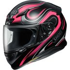Black/Pink/Gray RF-1200 Intense TC-7 Helmet - 0109-2907-06