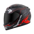 Red EXO-R710 Transect Helmet - 71-4404