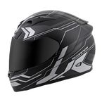 Silver EXO-R710 Transect Helmet - 71-4415