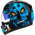Blue Alliance GT Horror Helmet  - 0101-10094