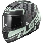 Black/Glow Vector Orion Helmet - 397-6403