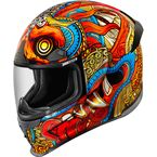 Red Airframe Pro Barong Helmet  - 0101-10152