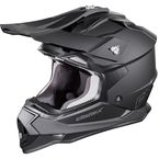 Matte Black Mode MX Helmet - 35-1808