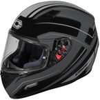 Black Mugello Maker Helmet - 36-0356