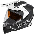 Black Mode Dual-Sport SV Team Snow Helmet - 35-13756