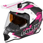 Pink Mode Dual-Sport SV Team Snow Helmet - 35-13788