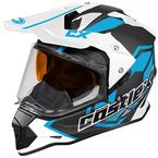 Process Blue Mode Dual-Sport SV Team Snow Helmet - 35-13726