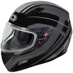 Black Mugello Maker  Snow Helmet - 36-10356