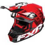 Red Blade Race Division Helmet - 180605-2000-10