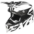 Black/White Boost CX Prime Helmet - 180607-1001-13