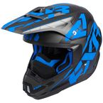 Black/Blue/Charcoal Torque Core Helmet - 180621-1040-16