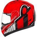 Red Alliance Overlord Helmet - 0101-10717