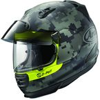 Yellow Frost Defiant Pro-Cruise Mimetic Helmet - 806073