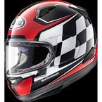 Red Signet-X Finish Helmet - 806742