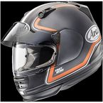 Orange Frost Defiant Pro-Cruise Trophy Helmet - 806843
