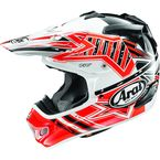 Red VX-Pro 4 Shooting Star Helmet - 806923