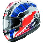 Red/White/Blue Corsair-X Doohan Star-2 Helmet - 807173
