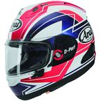 Red Corsair-X Curve Helmet - 807233