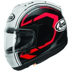 Black/Red Corsair-X Statement Helmet - 807253