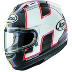 Black/White Corsair-X Haslam Helmet - 807283