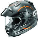 Orange Frost Defiant Pro-Cruise Mantiz Helmet - 807303