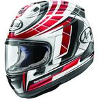 Red Corsair-X Planet Helmet - 807643